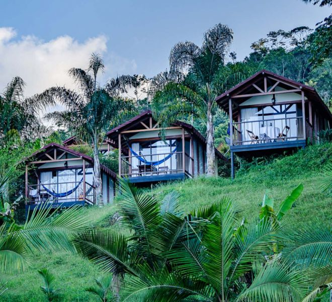 bungalow hotel guatape